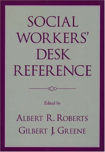 Social Workers Desk Reference